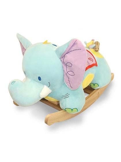 elephant rocking horse plans